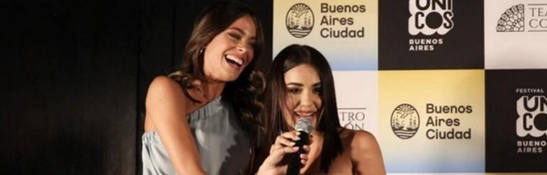 Conférence de presse pour Unicos au Colon (22/02)