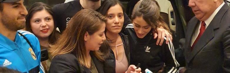 Tini à Mexico (09/11) – Lima – QVT Lima