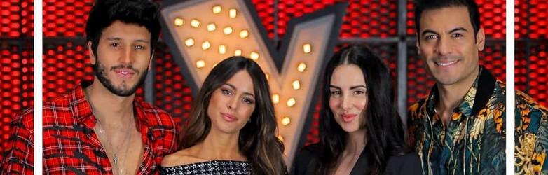 Conférence de presse pour La Voz Espagne (23/01)
